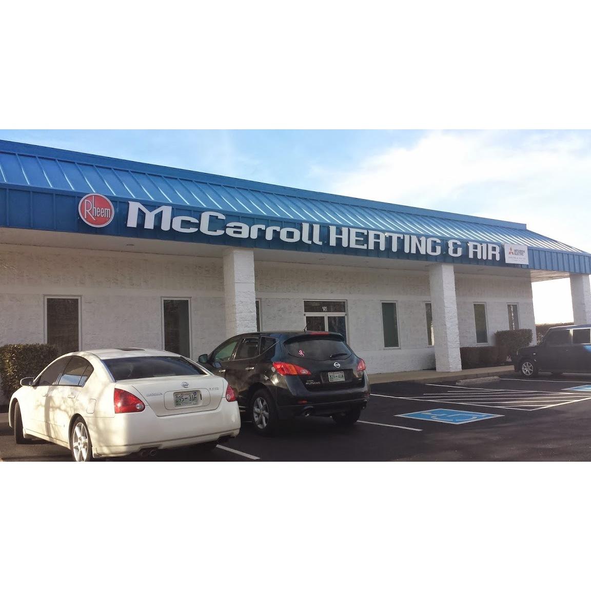 McCarroll Heating & Air - Hendersonville, TN 37075 - (615)824-4844 | ShowMeLocal.com