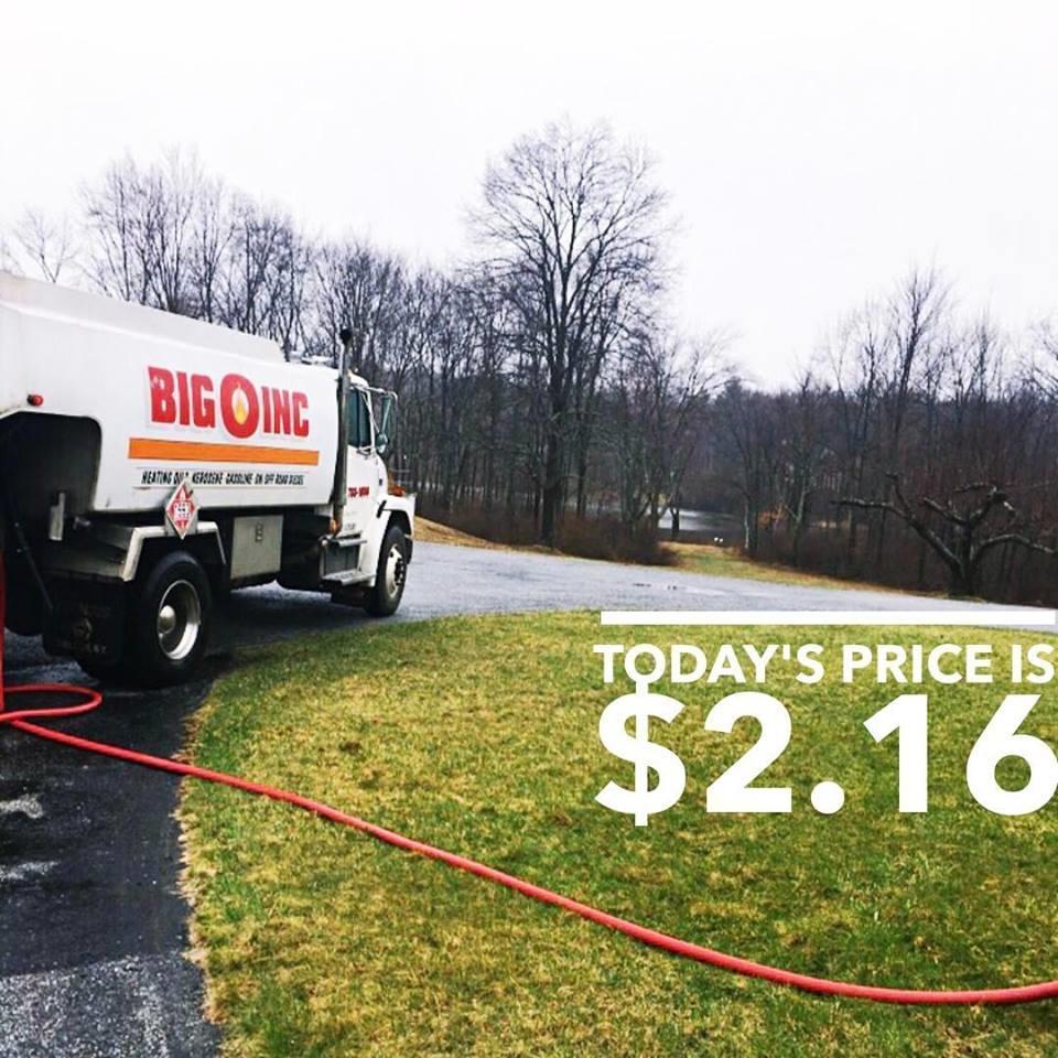 Big O Fuels Bloomingburg New York NY LocalDatabase