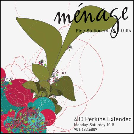 Ménage Fine Stationery & Gifts