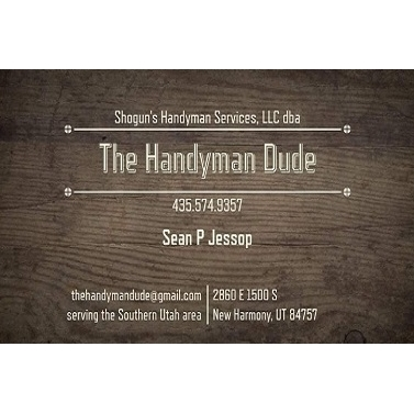 The Handyman Dude