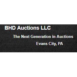 BHD Auctions LLC - Evans City, PA - Auction Services