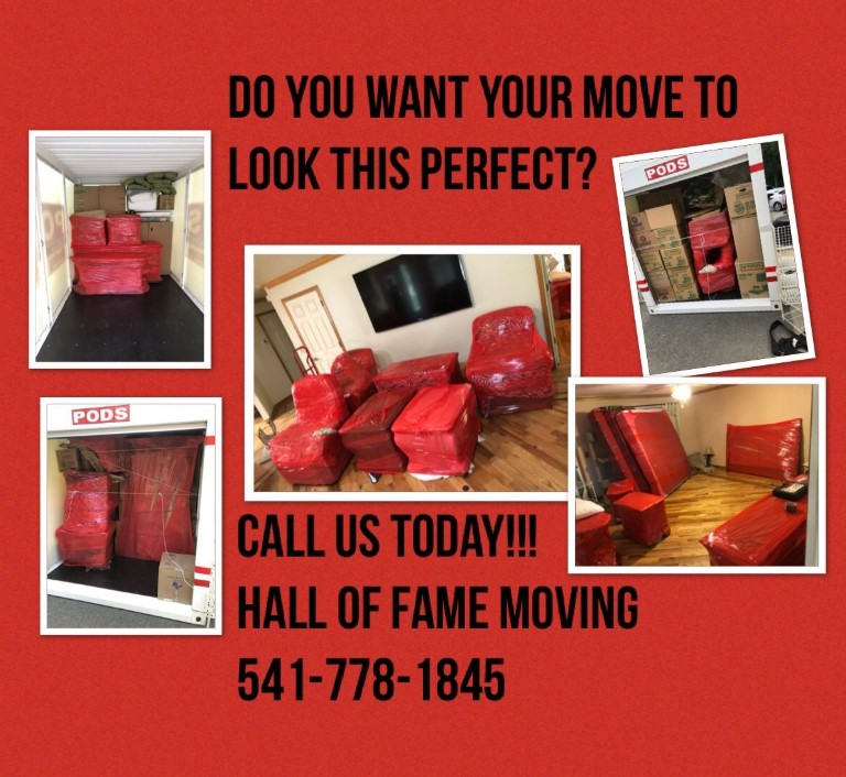 Hall of Fame Moving, LLC