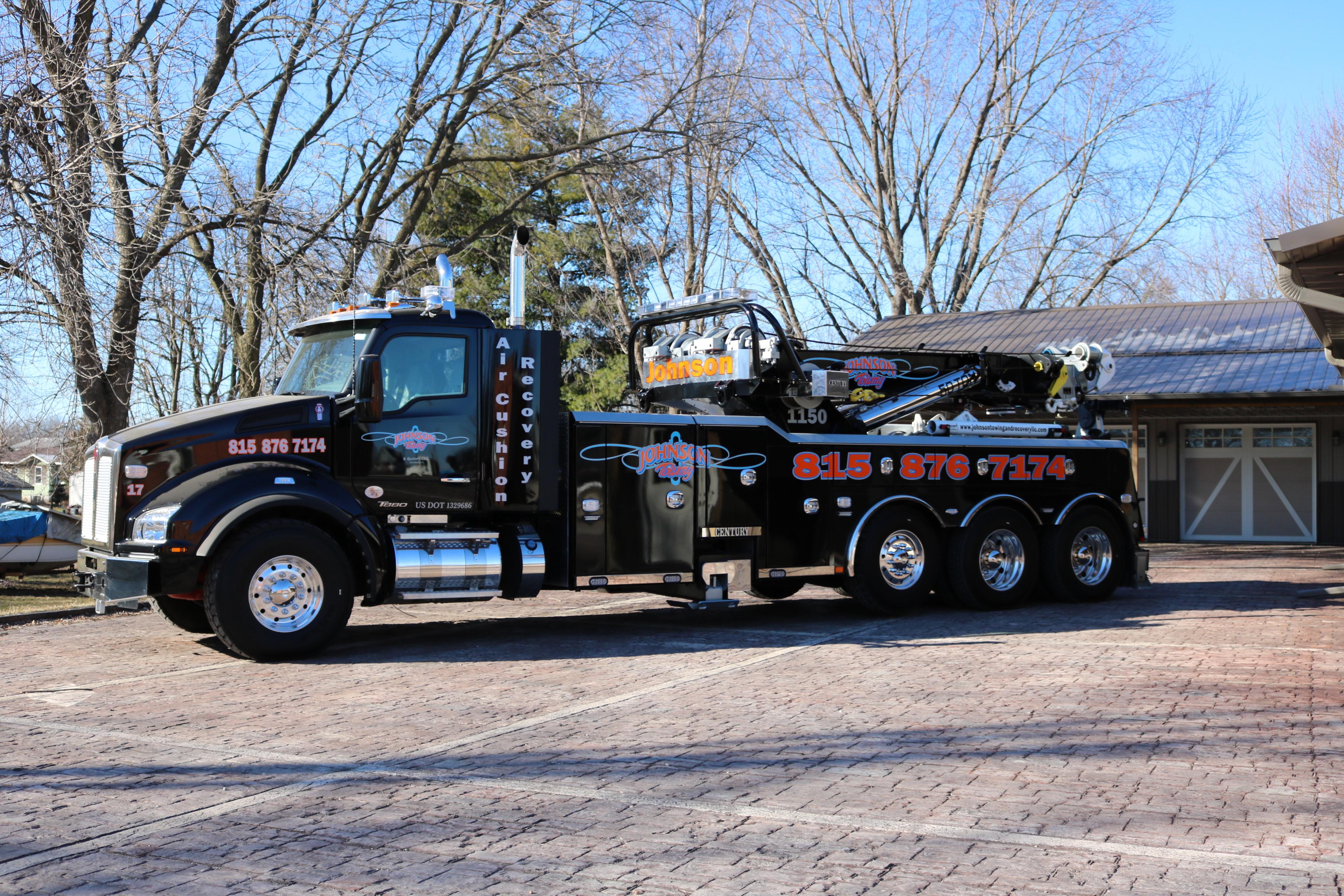 Tire Shops Open On Sunday >> Johnson Towing & Recovery Princeton, Princeton Illinois (IL) - LocalDatabase.com
