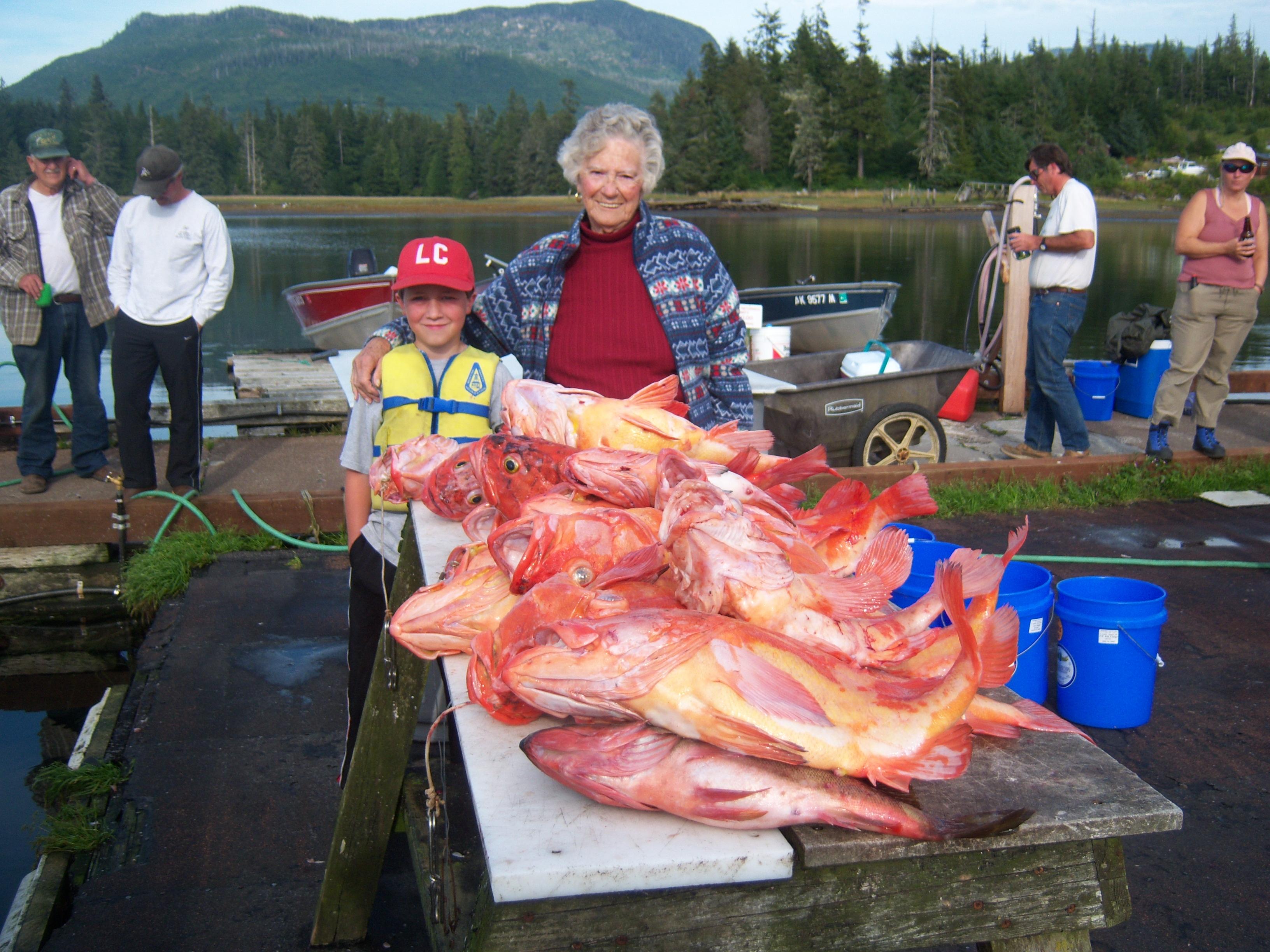 Alaska's Log Cabin Resort