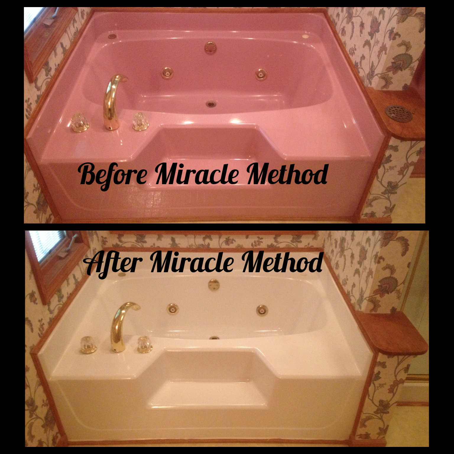 Miracle Method - Counter Tops Smyrna Tennessee