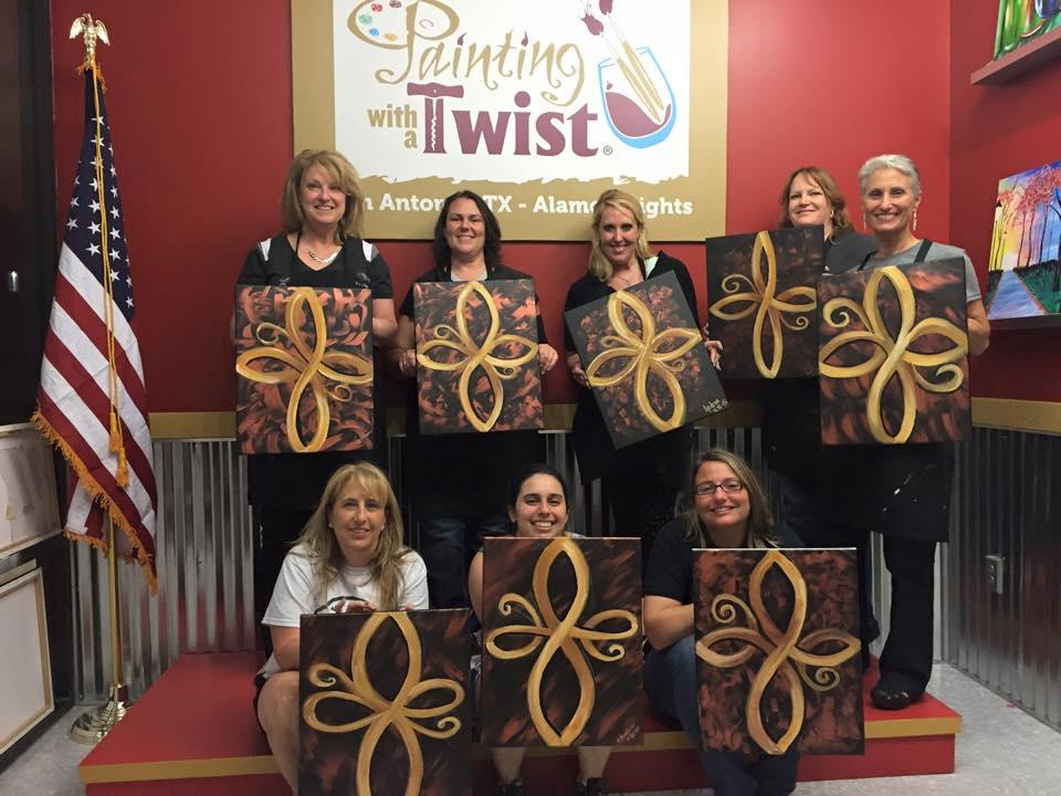 Painting with a twist coupons near me in san antonio for Painting with a twist chicago
