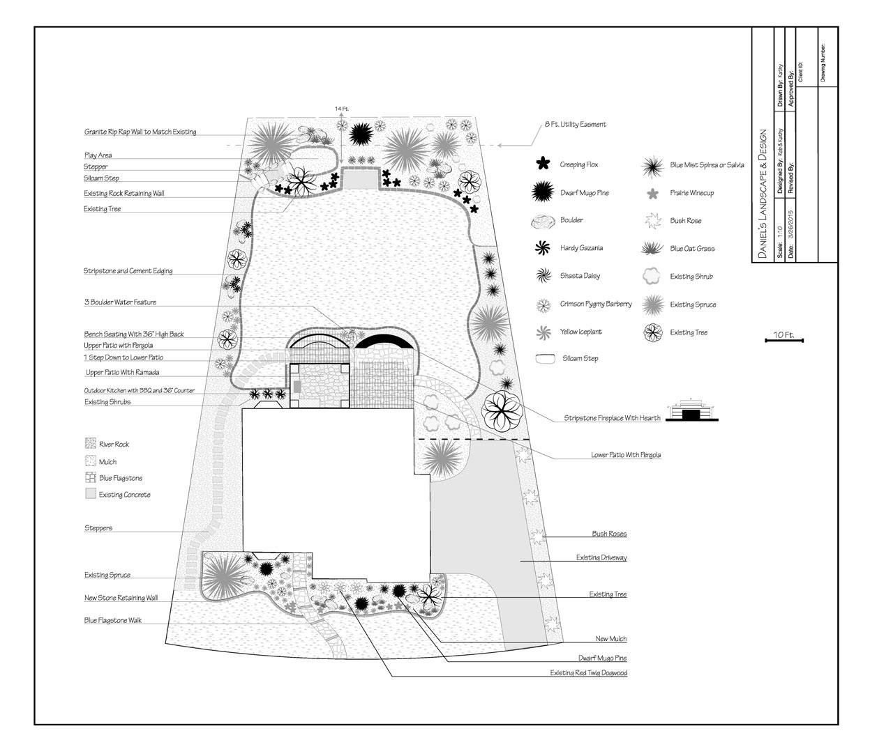 Daniel's Landscape & Design LLC