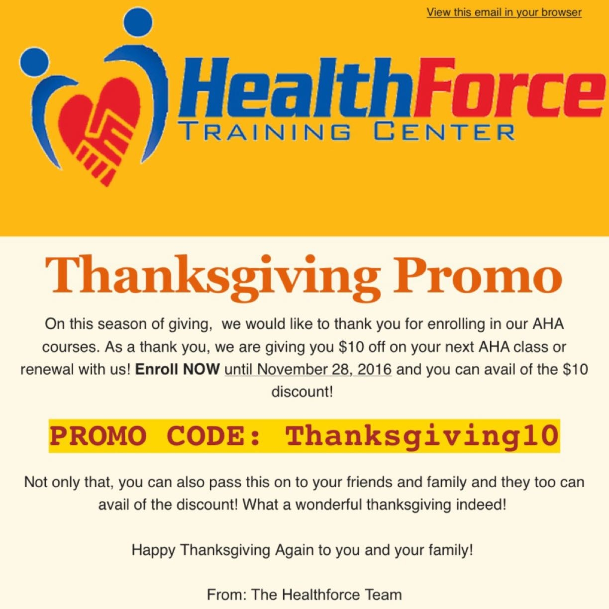 Get 7 HealthForce coupon codes and promo codes at CouponBirds. Click to enjoy the latest deals and coupons of HealthForce and save up to 50% when making purchase at checkout. Shop baylionopur.ml and enjoy your savings of December, now!