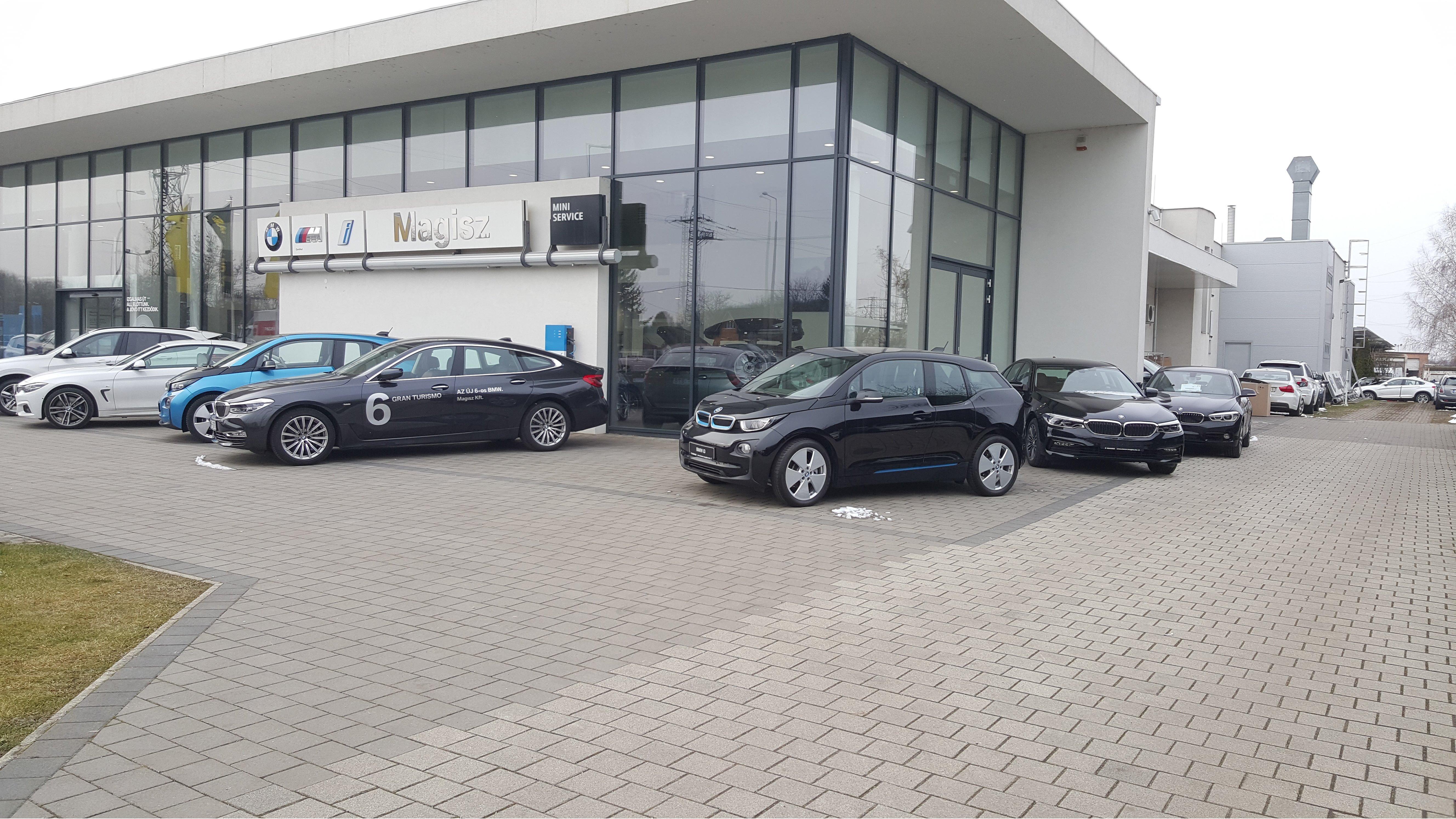 BMW Magisz