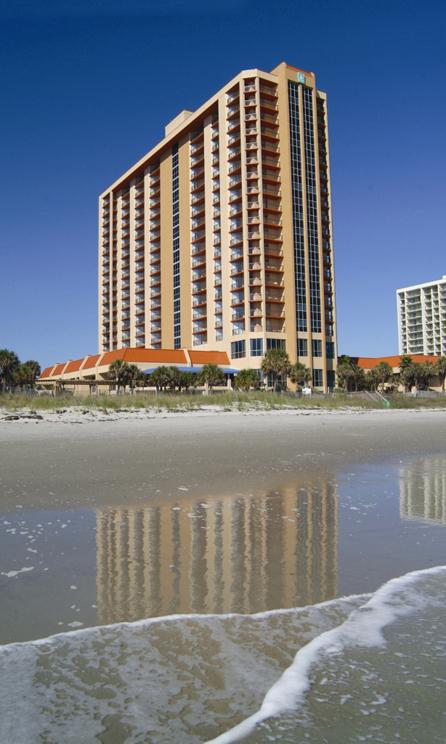 Embassy Suites Myrtle Beach Sc Spa