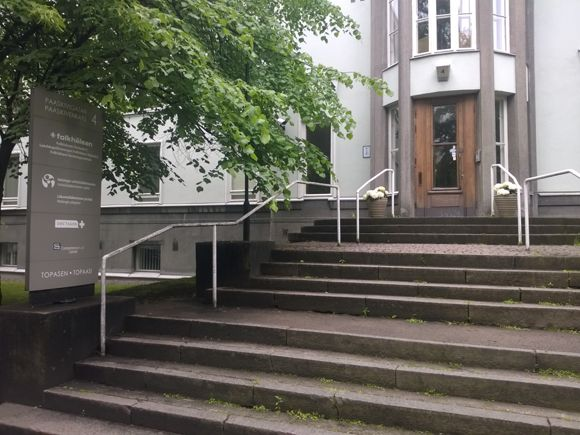 Helsingin urheilulääkäriasema