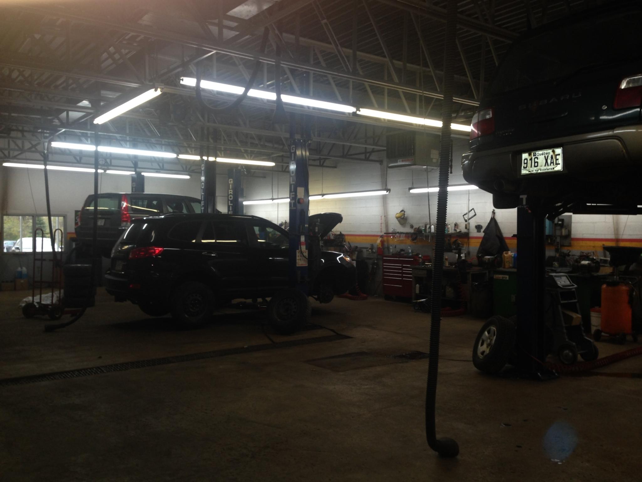 Auto Diagnostic BD Inc à Laval