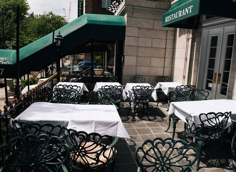 Il Campari Centro Restaurant à Montréal