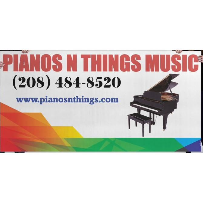 Pianos N Things Music - Boise, ID 83709 - (208)484-8520 | ShowMeLocal.com