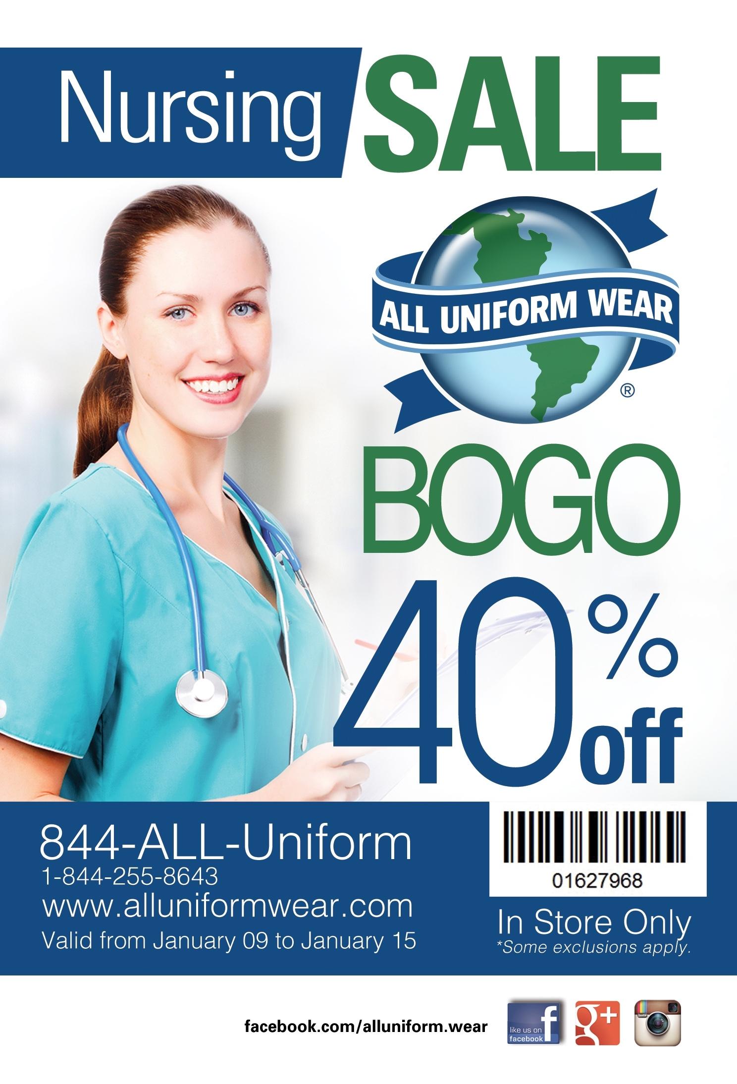 17 reviews of All Uniform Wear