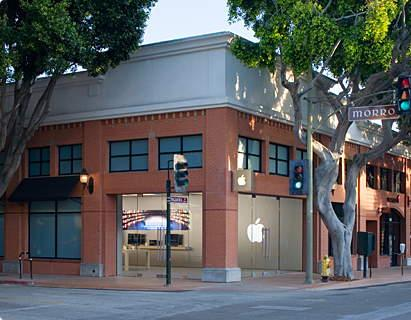 Apple Store, Higuera Street