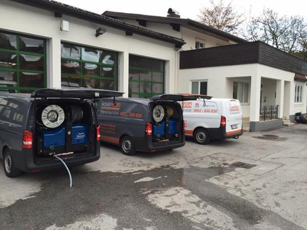 ROHRPROFI Kanalservice® GmbH