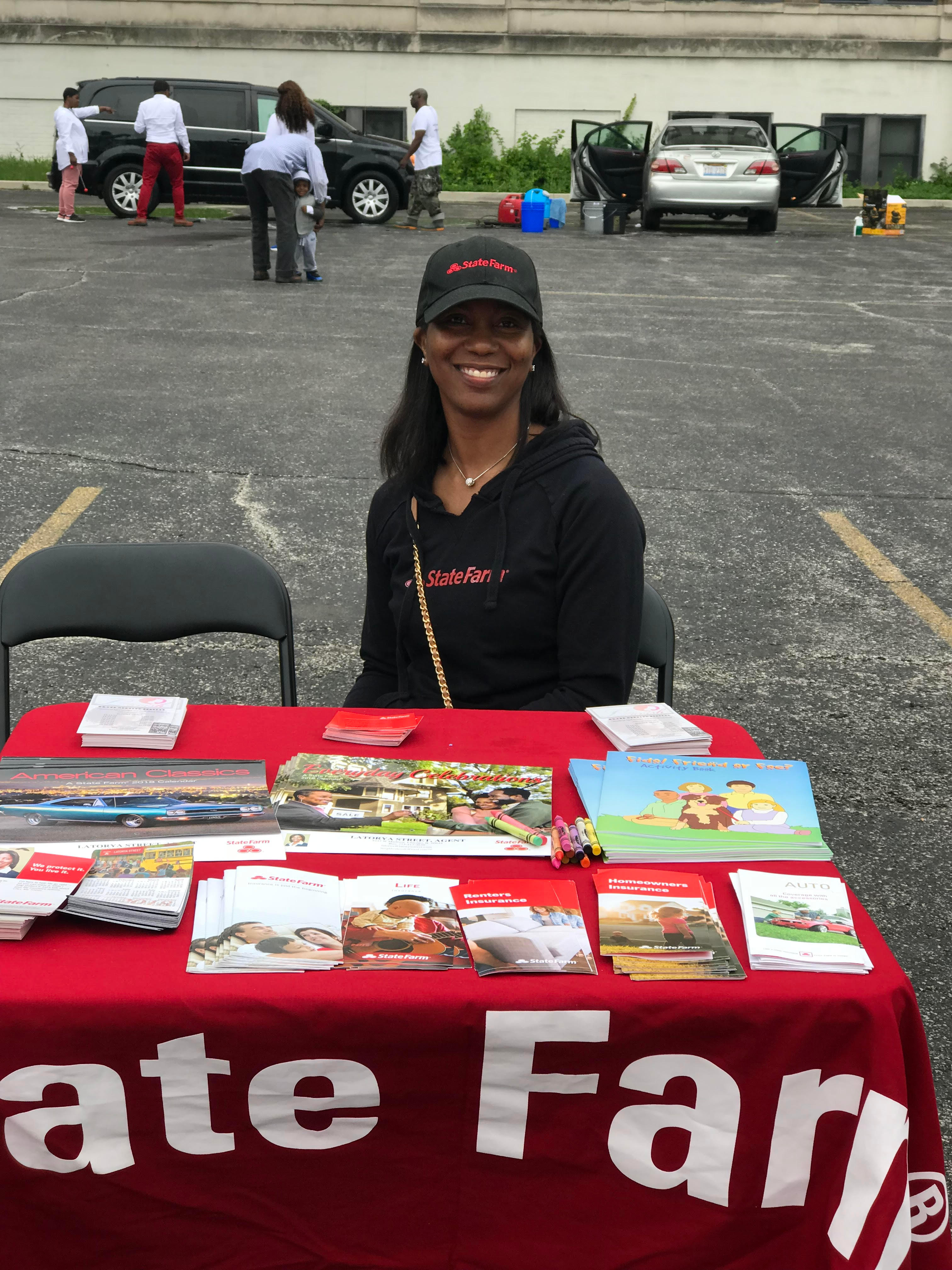 LaTorya Street - State Farm Insurance Agent