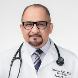 Mirwais Saifi MD