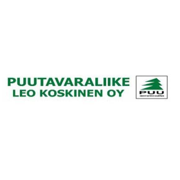 Leo Koskinen Oy Puutavarapuoli