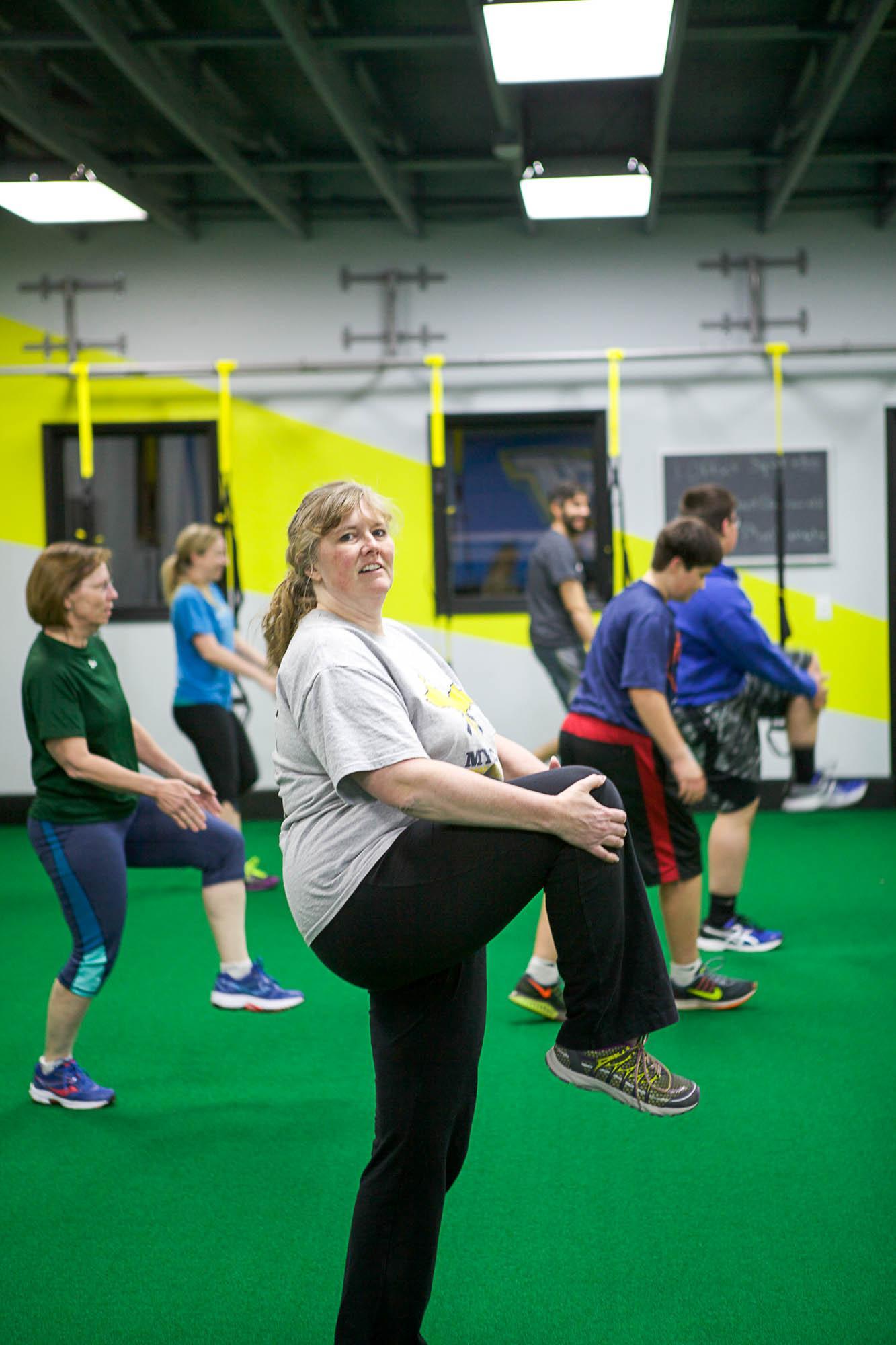 I.Q. Fitness & Wellness Center