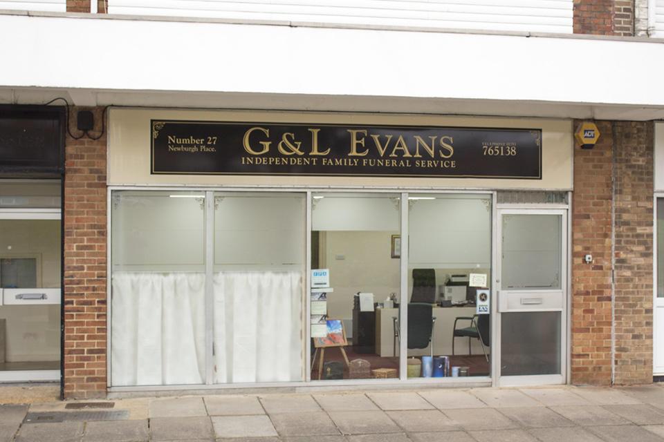 G & L Evans Funeral Directors