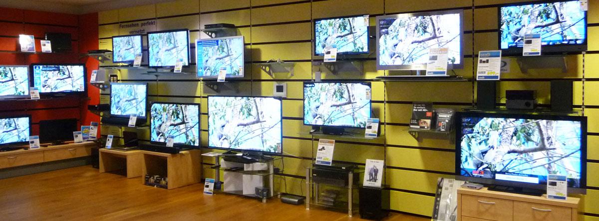 euronics ludwig fernseher video ger te und zubeh r. Black Bedroom Furniture Sets. Home Design Ideas