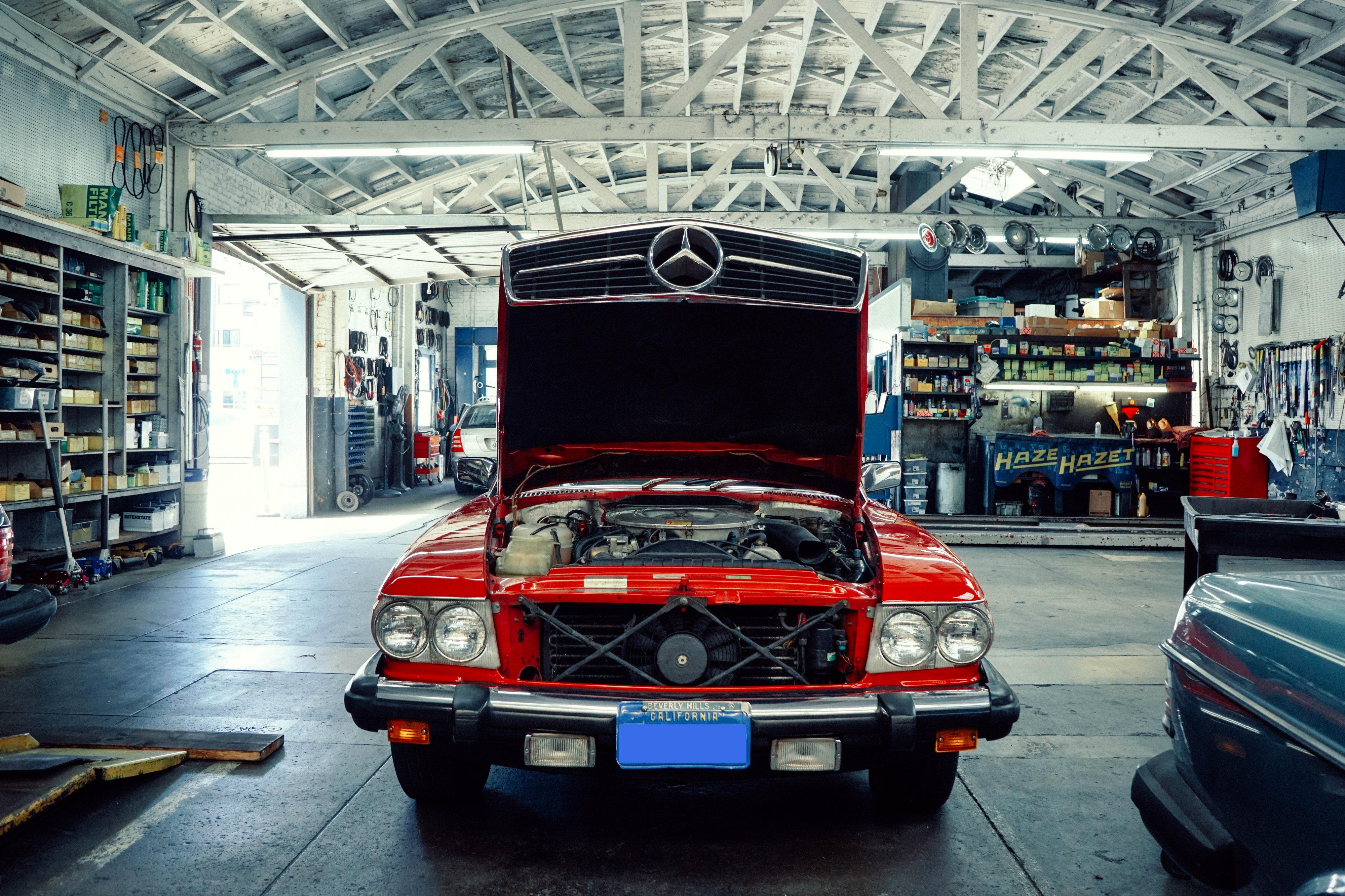 L M Motors In Los Angeles Ca 90025