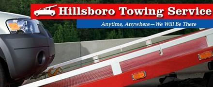Hillsboro Towing Service