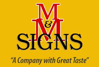 M & M Signs