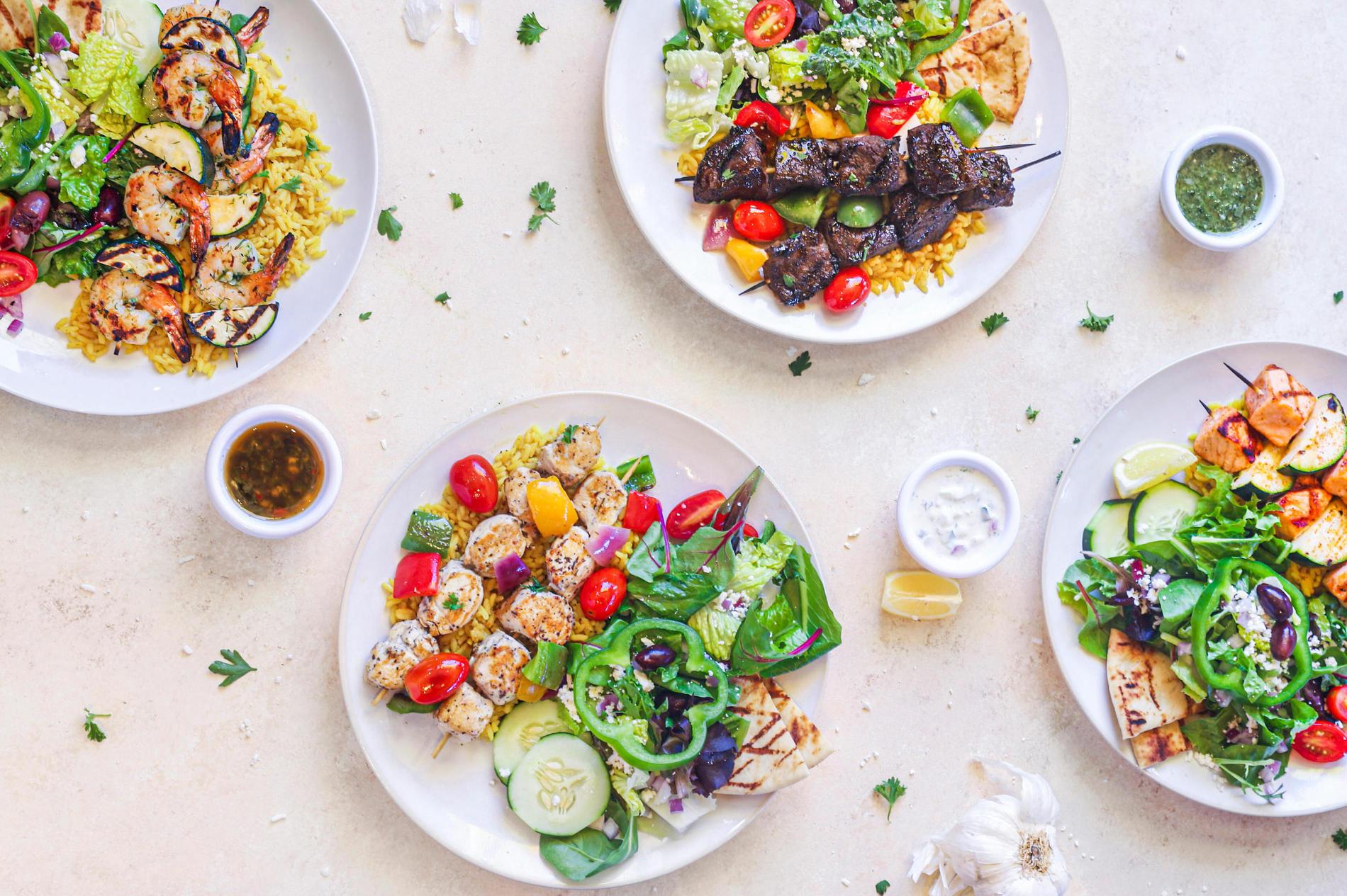 Kabob Meals