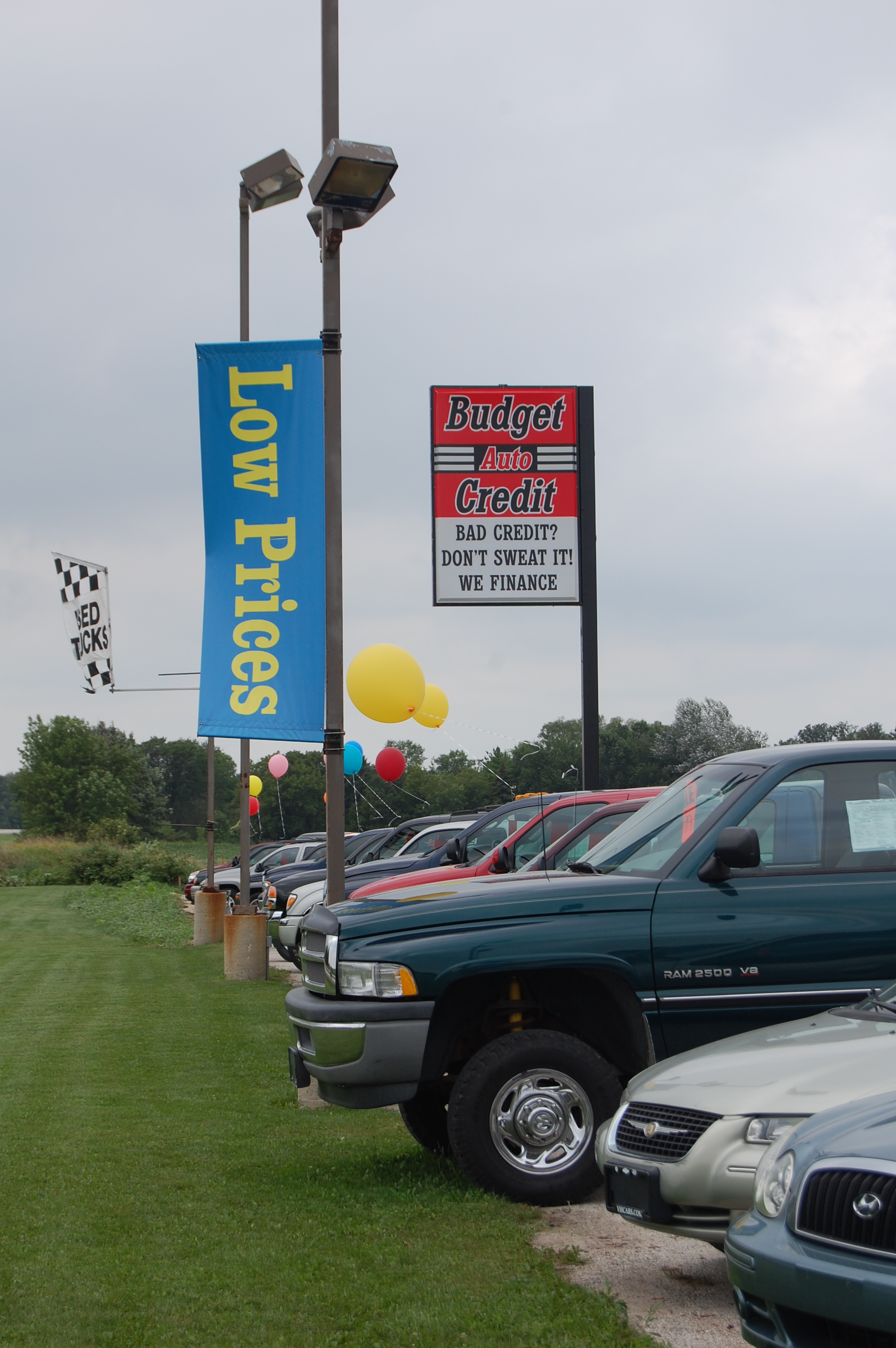 Sheboygan county budget auto n5908 willow rd plymouth wi for Budget motors of wisconsin
