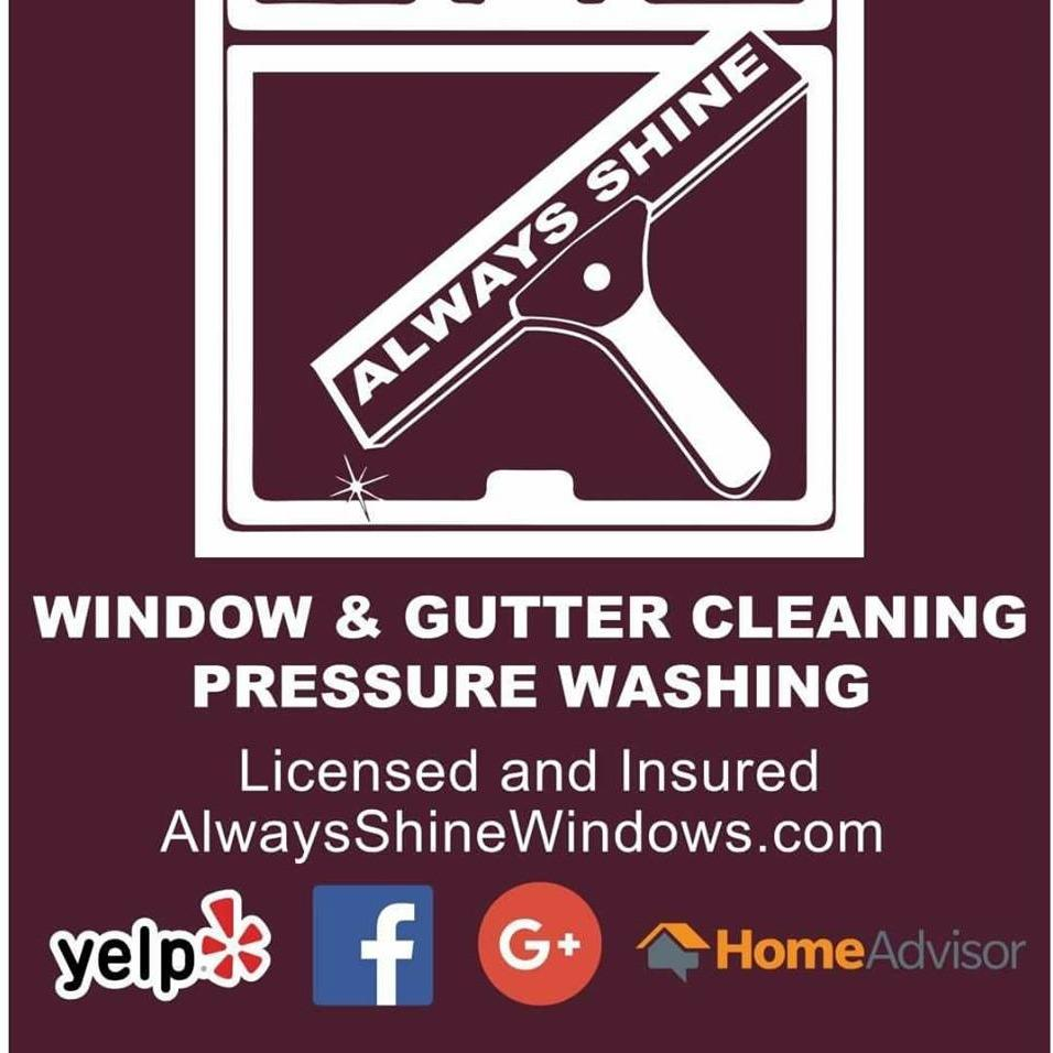 Always Shine Window & Gutter Cleaning - Mather, CA - Windows & Door Contractors