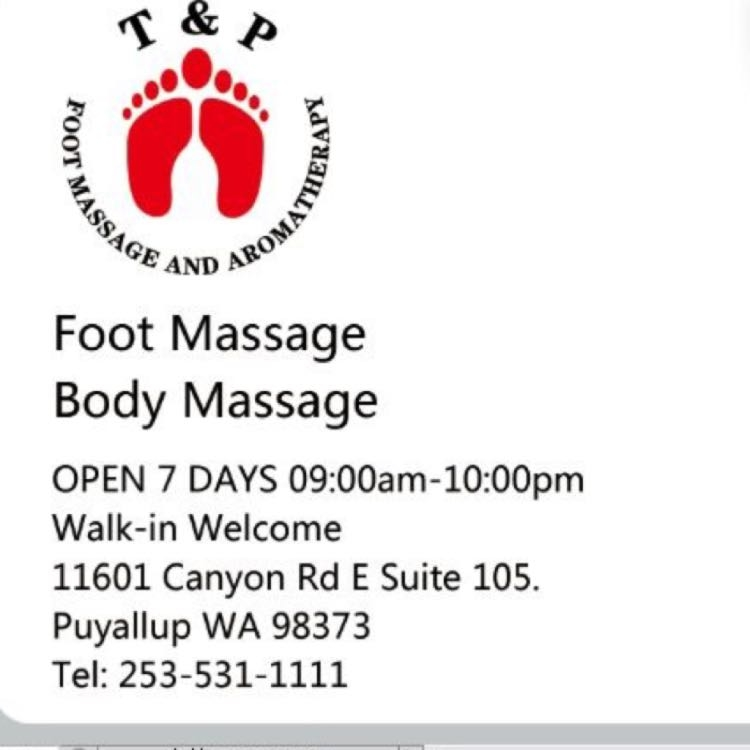Happy foot massage coupon