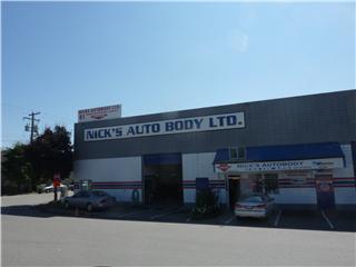 Nick's Auto Body Ltd