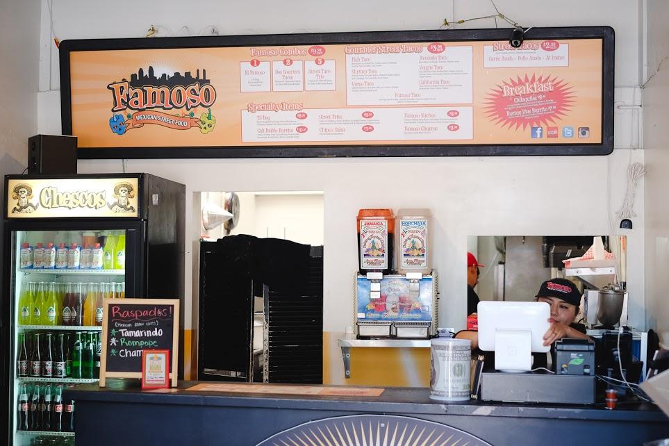Famoso Mexican Street Food San Diego
