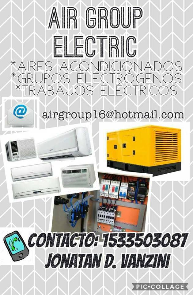 AIR-GROUP MANTENIMIENTO