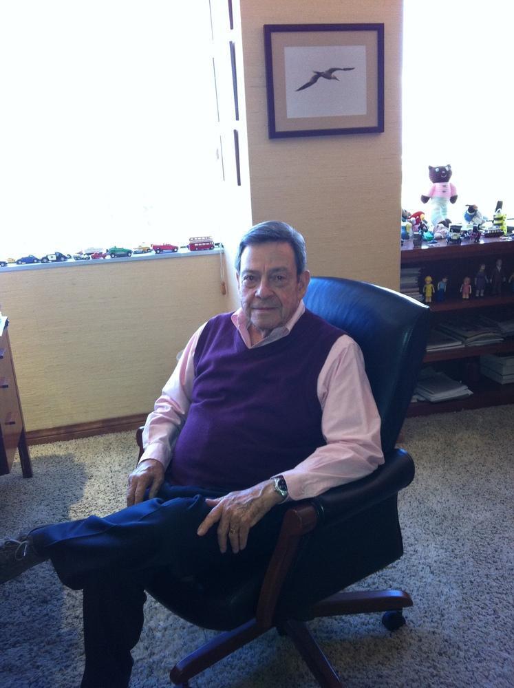 Dr. Maury T. Carlin Ph.D.