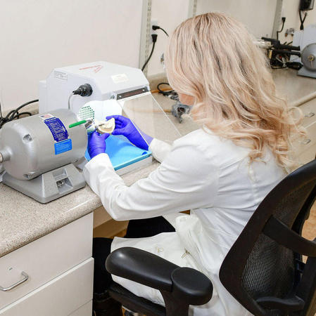 Dental Lab at Mile High Dental & Implant Centers