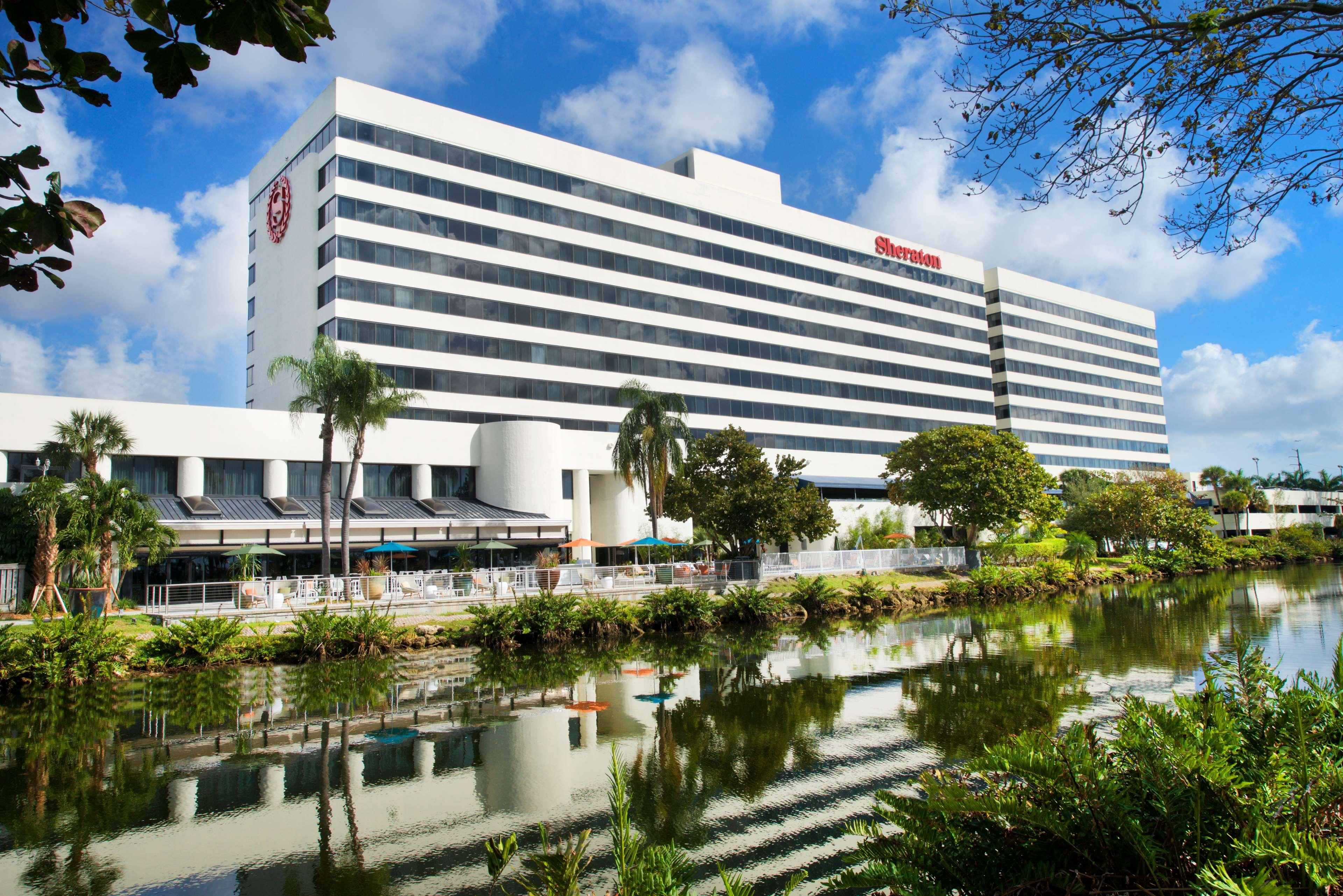 Sheraton Miami Airport Hotel Amp Executive Meeting Center