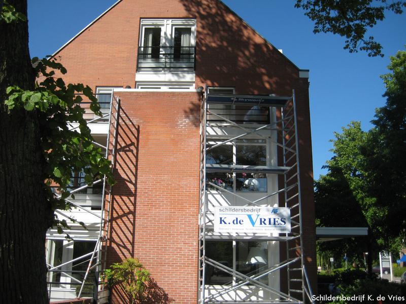 Schilders- & Behangbedrijf K de Vries