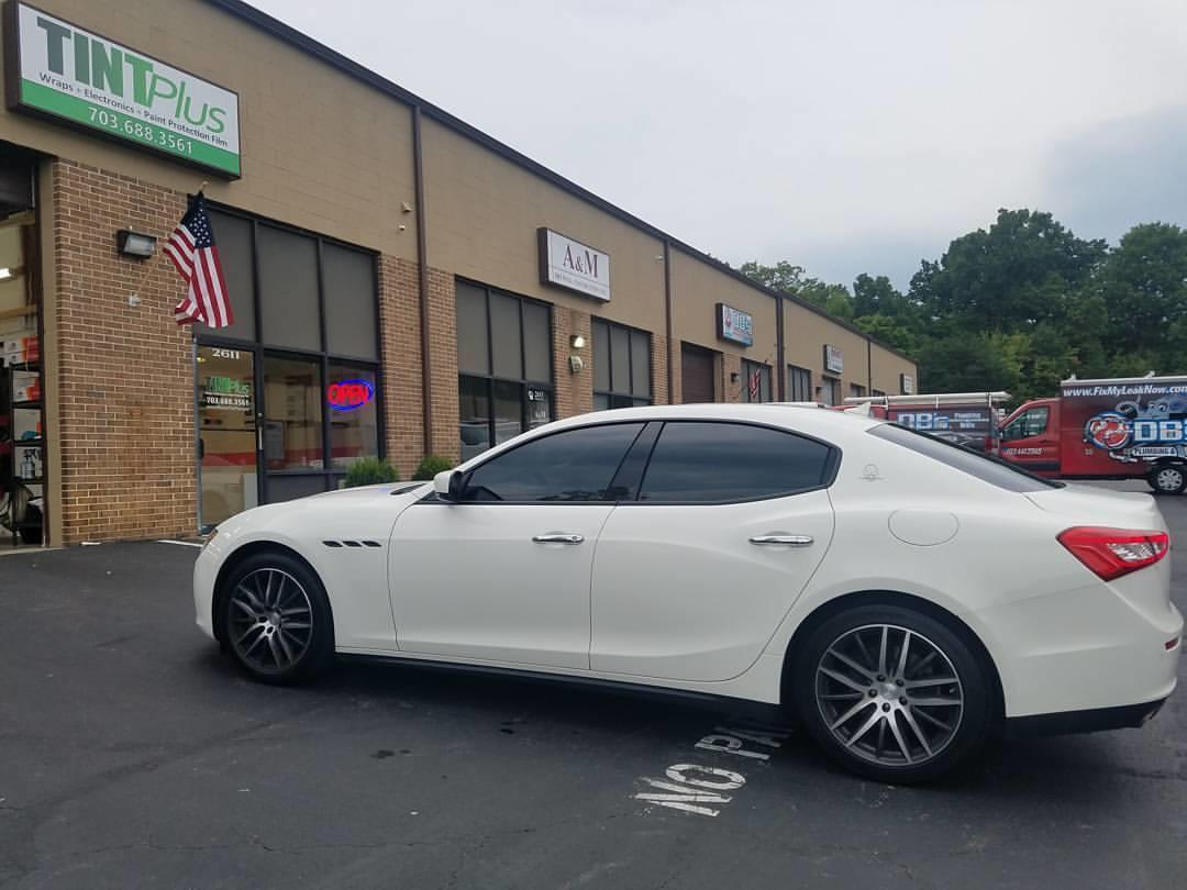 Tint Plus Woodbridge Virginia Va Localdatabase Com