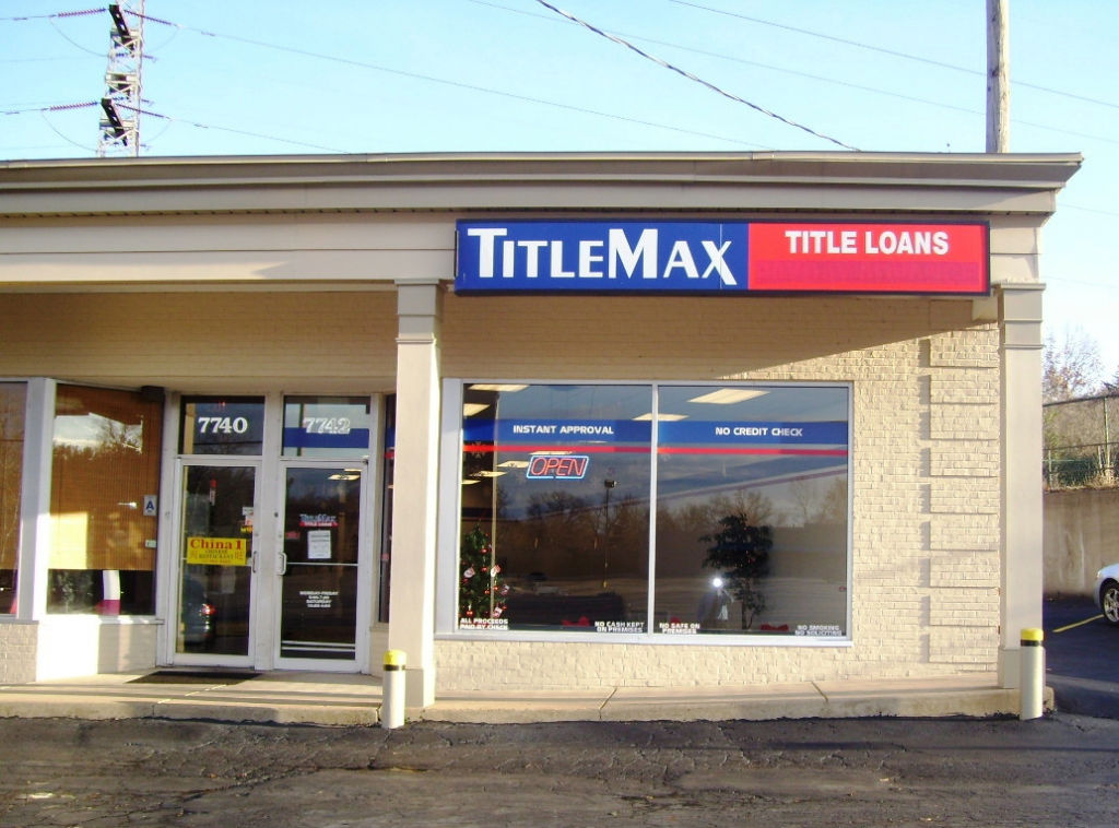 Titlemax Title Secured Loans In Shrewsbury Mo 63119
