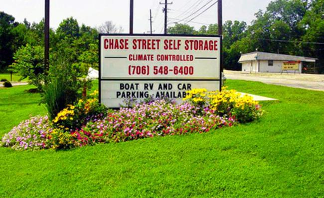 Chase Street Self Storage In Athens Ga 30601
