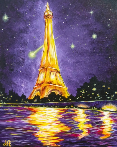 Paint Nite - El Torito - Manhattan Beach 01/20/2019