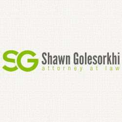 Shawn Golesorkhi, Attorney at Law - ad image