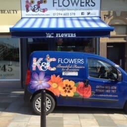 K C Flowers