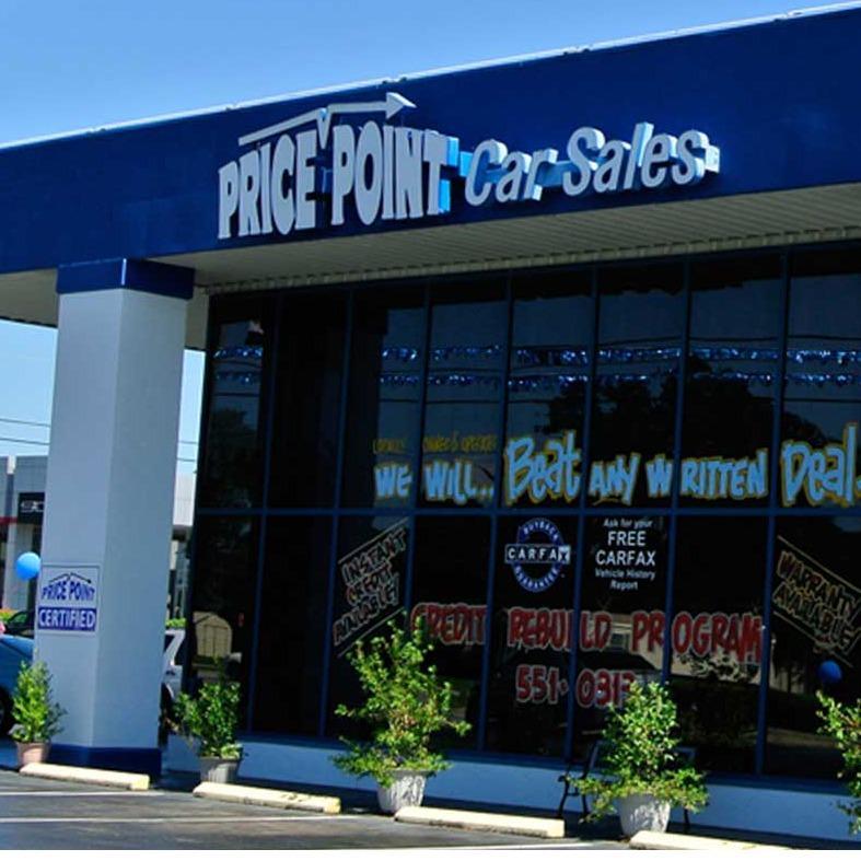 Price Point Car Sales