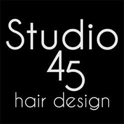 Studio 45 hair design