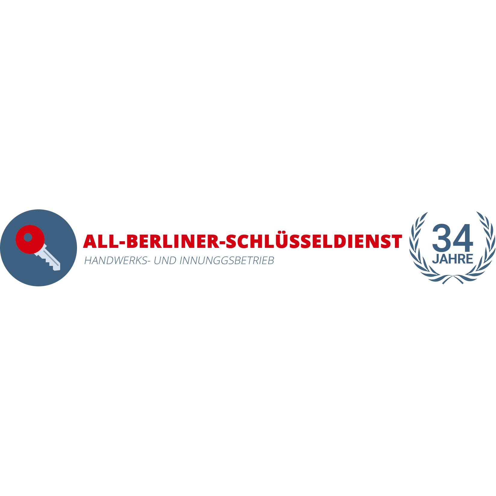 Bild zu All-Berliner Schlüsseldienst e.K. in Berlin